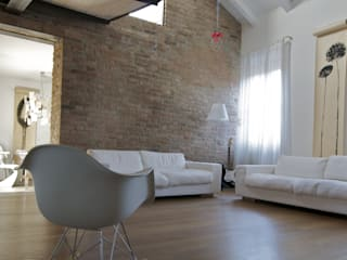 Salon moderne par bloom graficamentearchitettato Moderne