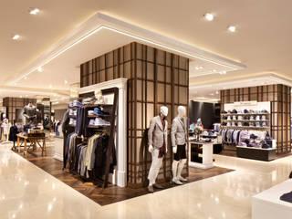 GALERIES LAFAYETTE in jakarta Geschäftsräume & Stores von plajer & franz studio