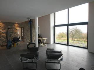 Salon de style  par D. M. Alferink architect
