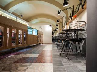 Projekty,  Przestrzenie biurowe i magazynowe zaprojektowane przez Pasquale Gentile Architetto