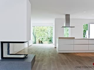 ALTER CHARME NEU BELEBT:  Küche von ONE!CONTACT - Planungsbüro GmbH