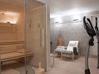 Privater Wellnessbereich:  Spa von mohr I innen I architektur