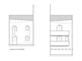 Ri_Scrittura di un'unità abitativa nel centro storico di Randazzo:  in stile  di turizzo2