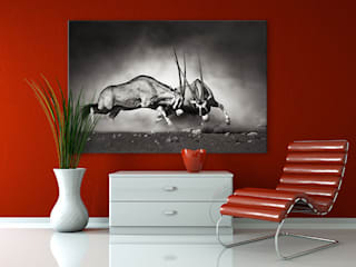 de estilo  por K&L Wall Art , Tropical