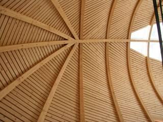 Ferienwerkstatt – Tumlingen Moderne Häuser von Jarcke Architekten Modern