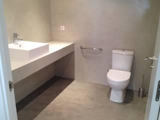 Baño Microcemento de STN Microcemento