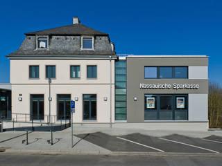 Straßenansicht:  Bürogebäude von BITSCH + BIENSTEIN Architekten PartGmbB
