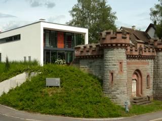 Haus Lenz in Überlingen:  Häuser von A r c h i t e k t i n  Kelbing