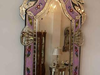 Vestidores y closets de estilo  por Espejos Modernos