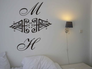 Monogramme:   von SILBENSALON