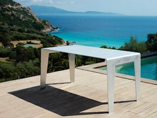 Paul Franceschi Balconies, verandas & terraces Furniture