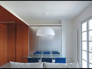 客廳 by sergio fumagalli architetto,