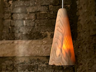 Christian Masche Holz Design Skulptur Study/officeLighting