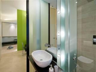 Baños de estilo moderno de Studio di Architettura SIMONE GIORGETTI Moderno