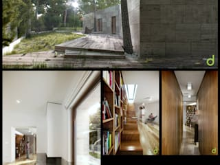 37d Architecture Office의  주택