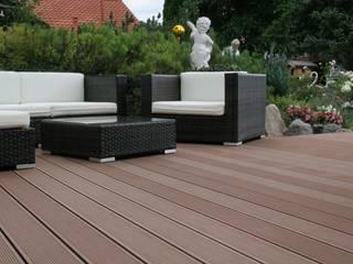Terrassen: modern  von Bernhard Preis - Interior Design aus der Region Tegernsee,Modern