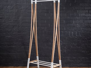 Kaori Clothes Rail by Raskl. Design Studio & Workshop