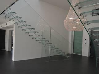 صناعي  تنفيذ Siller Treppen/Stairs/Scale, صناعي زجاج