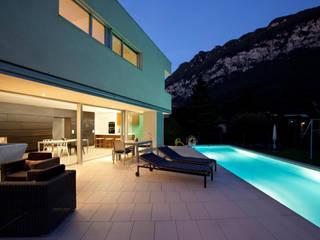 Terrace by Studio d'arch. Gianluca Martinelli