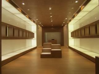 Ernesto Fusco Oficinas y tiendas Derivados de madera Acabado en madera