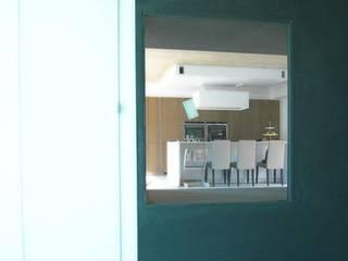de estilo  por Allegre + Bonandrini architectes DPLG