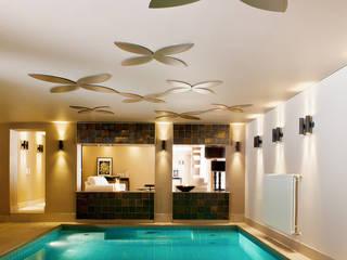 Hoteles de estilo  por RAUM + INHALT