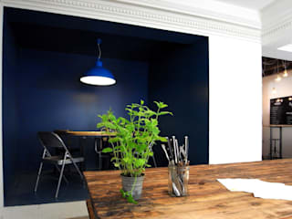 Allegre + Bonandrini architectes DPLG의  레스토랑