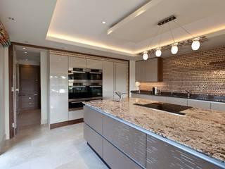 Кухни в . Автор – Kettle Design