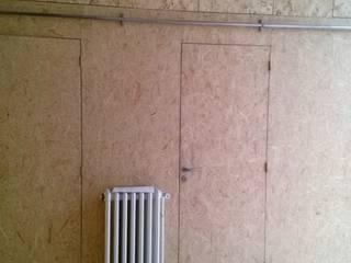 Baby Loft DEL Maisons industrielles par Allegre + Bonandrini architectes DPLG Industriel