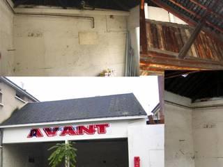 Loft P: Maisons de style  par Allegre + Bonandrini architectes DPLG
