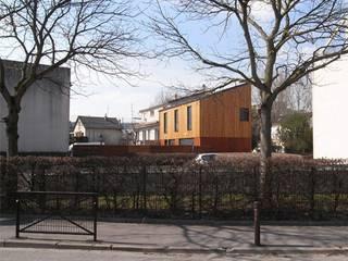 Maison AND Maisons modernes par Allegre + Bonandrini architectes DPLG Moderne