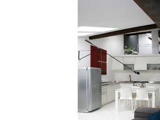 Dining room by michele roccabruna architetto