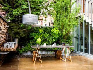 Garden by CRISTINA MAZZUCCHELLI GREEN DESIGN