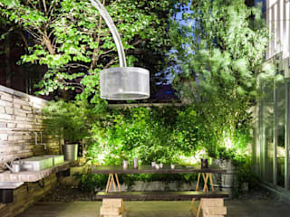 Terrace by CRISTINA MAZZUCCHELLI GREEN DESIGN