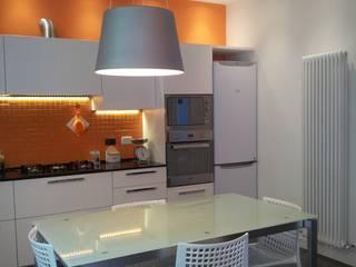 Modern kitchen by Studio Messori Modern