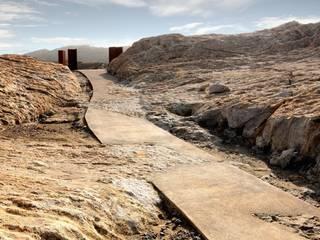 Proyecto de restauración del Paratge de Tudela-Culip (Club Med) en el Cap de Creus Jardines de EMF - landscape architecture
