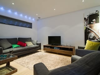 The Edge Modern living room by Boutique Modern Ltd Modern