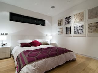 The Edge Modern style bedroom by Boutique Modern Ltd Modern