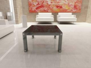Trim Coffee Table di lca-office Moderno