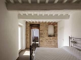 casa A2 Camera da letto moderna di vps architetti Moderno