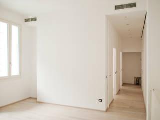 casa YM Soggiorno moderno di Gru architetti Moderno