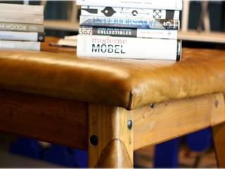 Möbel/Sprungtisch.: industriell  von func. functional furniture ,Industrial