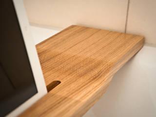 iPad Halterung für die Badewanne oder Sessel:   von trimborn & eich