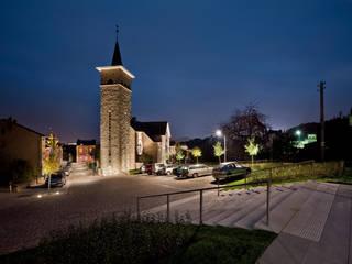 Huizen door Tobias Link Lichtplanung