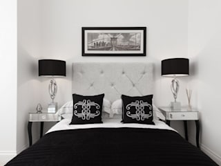 London - SE22: modern Bedroom by kt-id