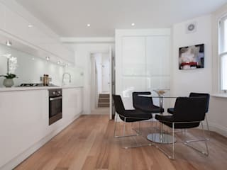 London - SE22: modern Kitchen by kt-id