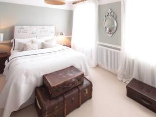 Bedroom by kt-id , Scandinavian