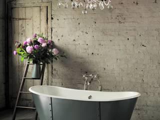 Brunel Cast Iron Bath: classic  by Aston Matthews, Classic