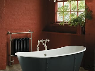 Brunel Cast Iron Bath: By Aston Matthews