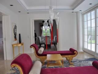 Total Redesign Villa Vienna Klassische Wohnzimmer von Elke Altenberger Interior Design & Consulting Klassisch